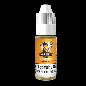 Von Duke Nic Salts – Icy Orange 10ml