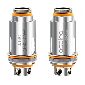 Aspire Cleito 120 Coils – Pack of 5