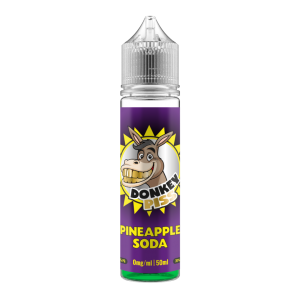 Donkey Piss – Pineapple Soda – 50ml Short Fill