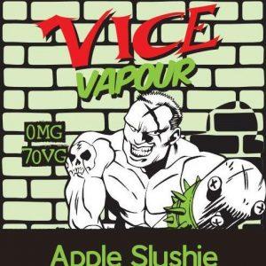 Vice Vapour Apple Slushie : Rampage Savage Mike  /w 2 Free Nic Shots
