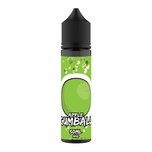 Gumball 50ml Shortfill: Apple