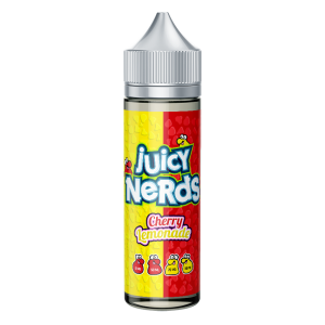 Juicy Nerds: Lemonade & Cherry – 50ml