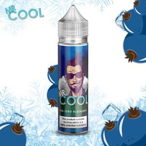 MR COOL: Sub Zero Blueberry