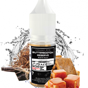 Basix Nic Salts – Butterscotch Reserve 10ml