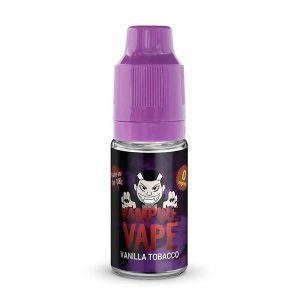 Vampire Vape: Vanilla Tobacco – 10ml
