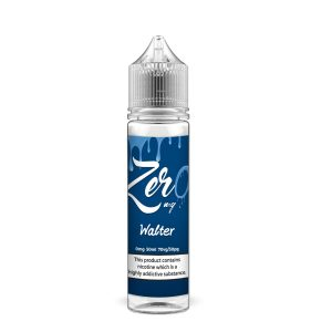 Zero 50ml Short-Fill: Walter