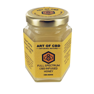 Art of CBD: Full Spectrum Honey
