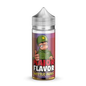 Major Flavour 100ml: Beetle Juice