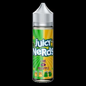 Juicy Nerds: Lime vs Pineapple – 100ml