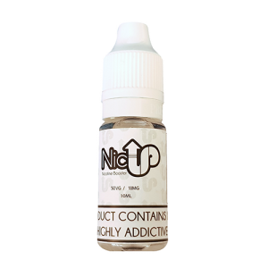 Nic UP/ Nic Shot 50/50VG 18mg – 10ml