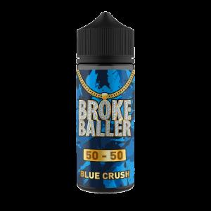 Broke Baller: Blue Crush – 80ml Shortfill – 50vg/50pg