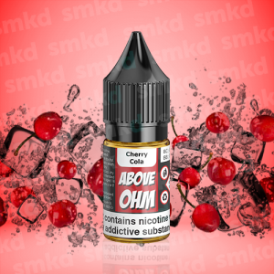 Above Ohm: Cherry Cola – 10ml – MTL