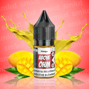 Above Ohm: Mango – 10ml – MTL