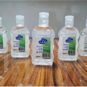 Hand Sanitizer 50ml Gel