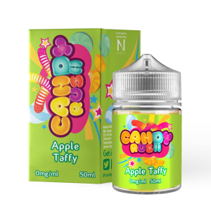 Candy Rush 50ml: Apple Taffy