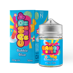 Candy Rush 50ml: Bubble Blue