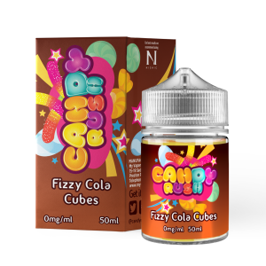 Candy Rush 50ml: Cola Cubes