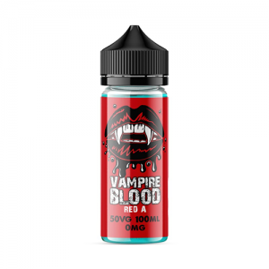Vampire Blood: Red A – 100ml Shortfill