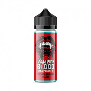 Vampire Blood: Raspberry – 100ml Shortfill