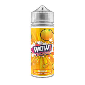 WOW! Soda 100ml: Orange