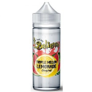 I Believe: Triple Melon Lemonade – 100ml Shortfill