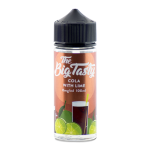 Big Tasty: Cola with Lime – 100ml Shortfill