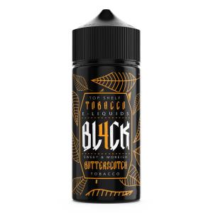 BL4CK 100ml Butterscotch Tobacco