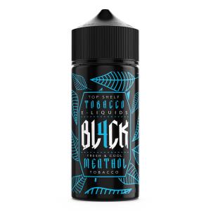 BL4CK 100ml Menthol Tobacco