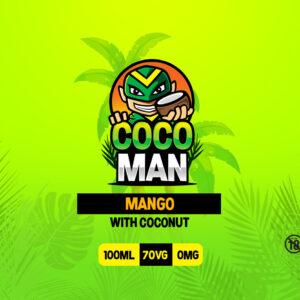 Cocoman 100ml Mango with Coconut
