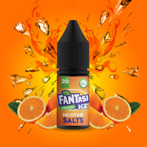 Fantasi Ice 10ml Nic Salts Orange Ice
