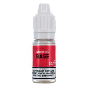 Nicotine Base 10ml Nic Shot – 18mg