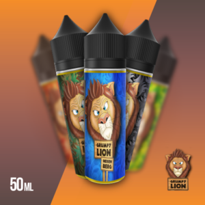 Grumpy Lion 50ml