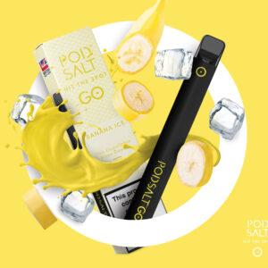 Pod Salt Go Disposable Device 500 Puffs