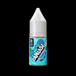 Fantasi Ice 10ml Nic Salts Blue Raspberry
